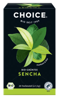 CHOICE Sencha Bio 6x30g