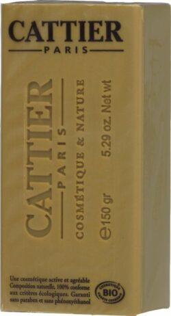 Cattier Paris Cattier Heilerde Seife mit Honigduft - Normale Haut bis Mischhaut 150g
