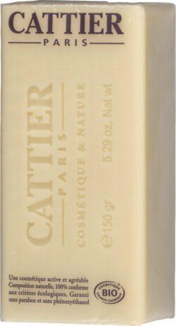 Cattier Paris Cattier Heilerde Seife mit Bio-Sheabutter - Sensible und trockene Haut 150g