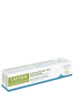 Cattier Paris Cattier Heilerde Zahncreme mit Propolis und Minze-Extrakt 75ml
