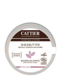 Cattier Paris Cattier Sheabutter 100% biologisch 100g
