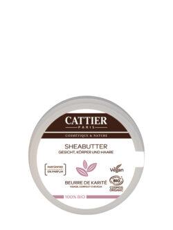 Cattier Paris Cattier Sheabutter 100% biologisch 20g