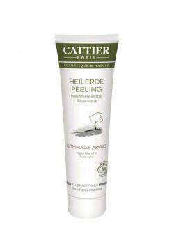 Cattier Paris Cattier Weiße Heilerde Peeling für alle Hauttypen 100ml