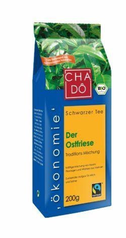 Cha Dô Ökonomie Fairtrade Ostfriesen Broken 10x200g