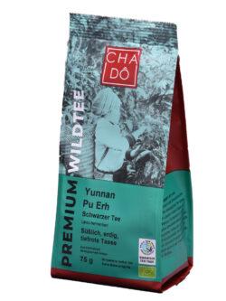 Cha Dô Premium Pu Erh WFTO 5x75g