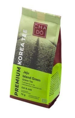 Cha Dô S.Korea Premium Jeju Island Green 5x75g