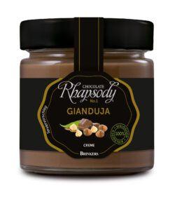 Chocolate Rhapsody No. 1 Bio Gianduja Creme 6x200g
