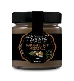 Chocolate Rhapsody No. 6 Bio Karamell mit Meersalz Creme 6x200g