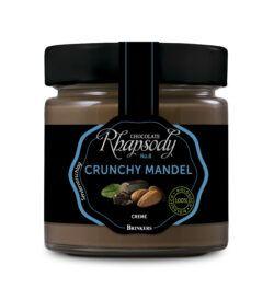 Chocolate Rhapsody No. 8 Bio Crunchy Mandel Creme 6x200g