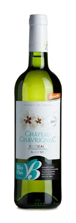 Château Chavrignac Bordeaux weiß 0,75l