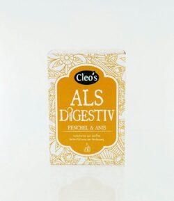Cleo's Als Digestiv 5x27g