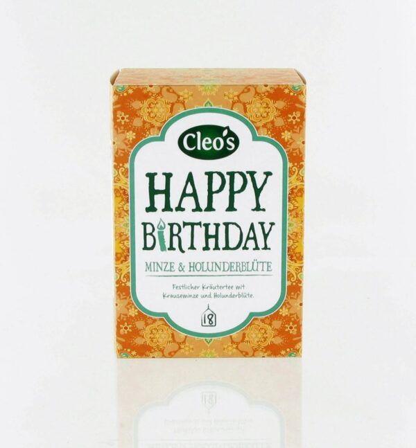 Cleo's Happy Birthday 5x27g