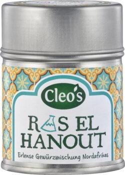 Cleo's Ras el Hanout 6x45g