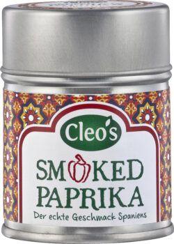 Cleo's Smoked Paprika 6x50g