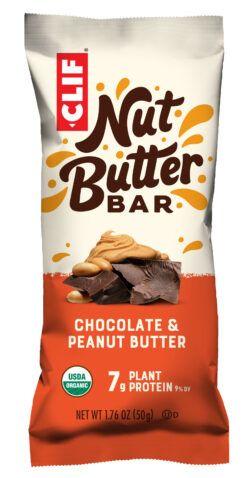 Clif Bar ® Energieriegel - Nut Butter Filled - Chocolate Peanut Butter 12x50g