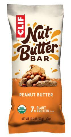 Clif Bar ® Energieriegel - Nut Butter Filled - Peanut Butter 12x50g
