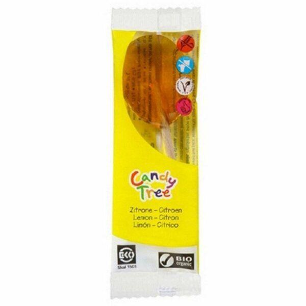 Corn Candies Maislutscher Zitrone 40x13g