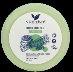 Cosnature  Körperbutter / Body Butter Lemongrass 200ml