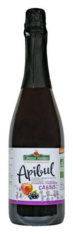 Côteaux Nantais  Apibul Apfel-schwarze Johannisbeere 6x0,75l