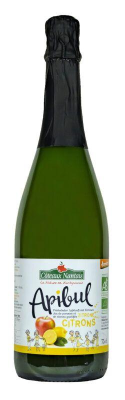 Côteaux Nantais  Apibul Apfel-Zitrone 6x0,75l