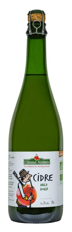 Côteaux Nantais  Cidre mild 6x0,75l