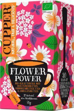 Cupper Flower Power 4x35g
