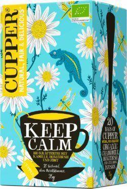 Cupper Keep Calm 4x35g
