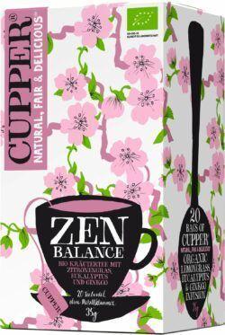 Cupper Zen Balance Tee 4x35g