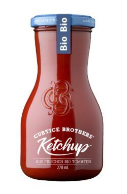 Curtice Brothers Bio Tomaten Ketchup 12x300g