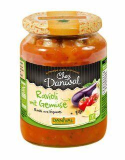 Danival Ravioli mit Gemüsefüllung 6x670g