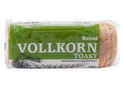 Das Backhaus Bioland Weizen Vollkorn Toast 6x500g