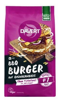 Davert BBQ Burger 6x160g