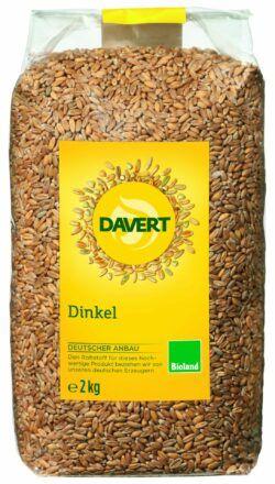 Davert Dinkel Bioland 4x2kg