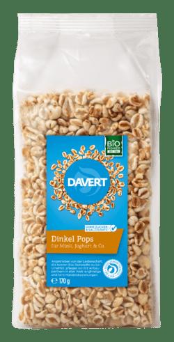 Davert Dinkel Pops 6x170g
