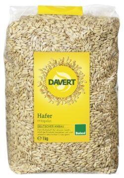 Davert Hafer entspelzt Bioland 8x1kg