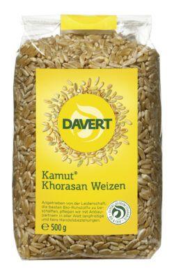 Davert KAMUT® Khorasan Weizen 500g