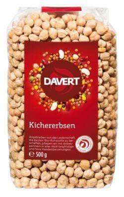 Davert Kichererbsen 8x500g