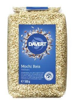 Davert Mochi Reis 8x500g
