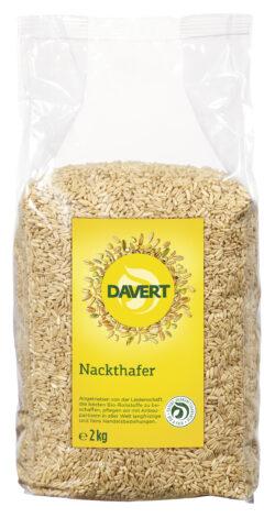 Davert Nackthafer 4x2kg