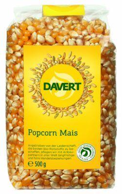 Davert Popcorn Mais 8x500g