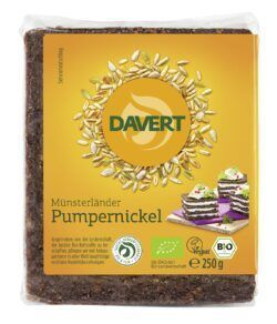 Davert Pumpernickel 12 x 250g