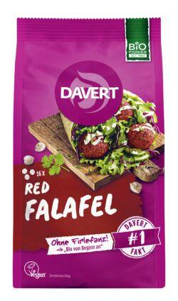 Davert Red Falafel 6x170g