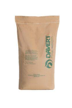 Davert Rohstoffhandel Halbe Grüne Erbsen 25kg