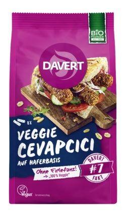 Davert Veggie Cevapcici 6x155g
