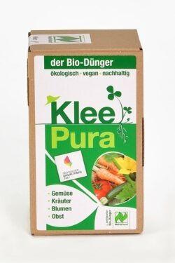 Der Bio-Dünger KleePura- aus 100 % Bio-Klee 0,75kg