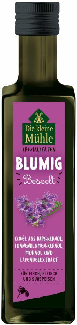 Die kleine Mühle Kleine Mühle Cuvée BLUMIG Mohn Lavendel 6x250ml