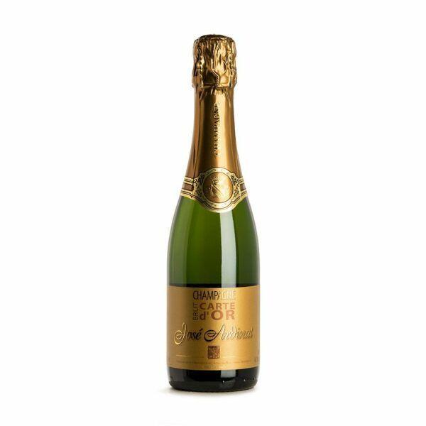 Domaine José Ardinat Champagner Carte d'Or 6x0,375l