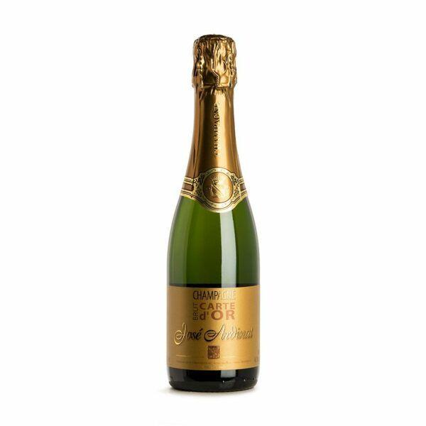 Domaine José Ardinat Champagner Carte d'Or 0,375l