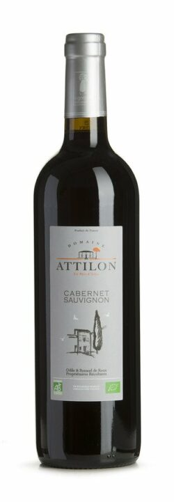 Domaine de l'Atillon Cabernet Sauvignon rot 6x0,75l