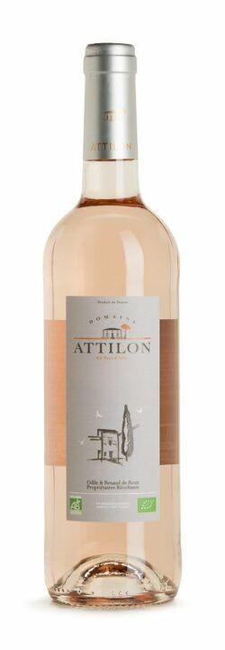 Domaine de l'Atillon Rosé Traditionell 0,75l